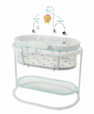 Fisher-Price Soothing Motions Bassinet - Windmill
