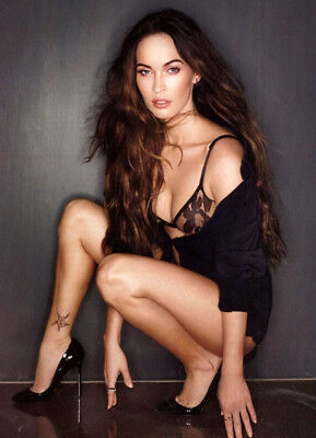 Megan Fox->52 ads & clippings of Beautiful American Actress