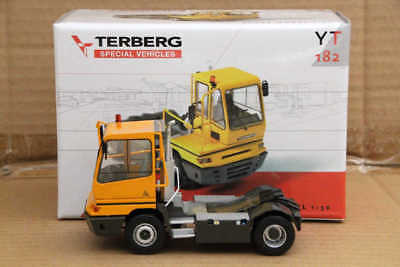 Terberg 1:50 Special Vehicles YT182 Truck Unit Diecast Models Yellow