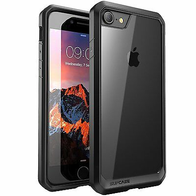 Genuine SUPCASE Premium Hybrid Clear Case Cover For Apple iPhone 8/7, 7/8 Plus