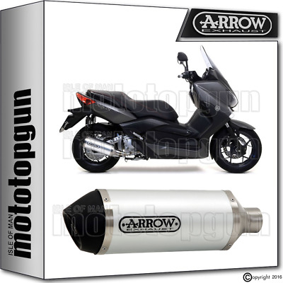 Arrow Exhaust Urban Aluminium Hom Yamaha Xmax 250 2012 12 2013 13 2014 14