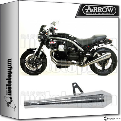 Arrow Exhaust Pro-Racing Chrom Satin Hom Moto Guzzi Griso 1200 V8 2016 16