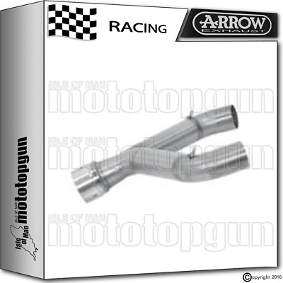Arrow Mid Link-Pipe Aprilia Shiver 750 2010 10 2011 11 2012 12 2013 13 2014 14