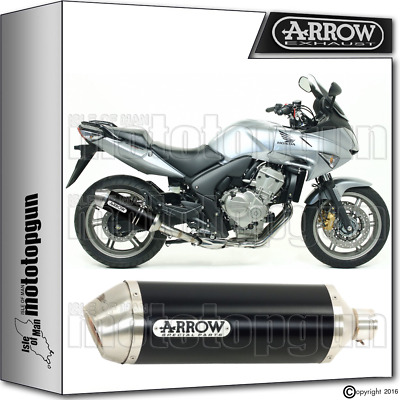 Arrow Muffler Race-Tech Aluminium Dark Hom Honda Cbf 600-S 2012 12 2013 13