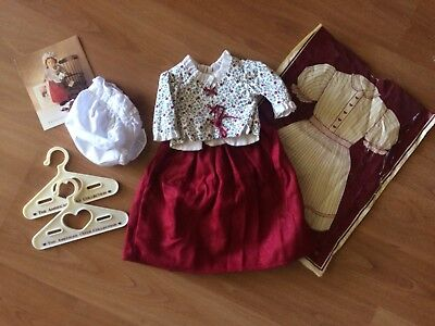 American Girl Felicity School Outfit