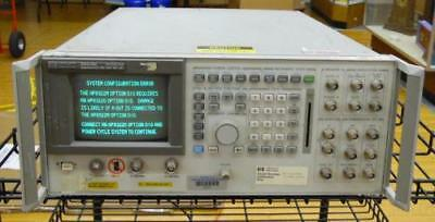 HP 8922M Mobile Phone Call Radio Frequency Test Set Station w/ Opt 010