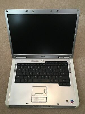 "DELL INSPIRON 6000 15.4"" LAPTOP (Centrino1.6GHz, 2GB)-FULLY FUNCTIONAL AND CLEAN"
