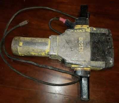 Bosch Brute Electric Jack Hammer For Parts. Top End Is Good. Local Pickup Only