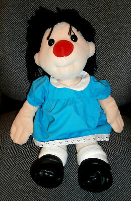 "The Big Comfy Couch Doll Molly~17"" Plush~1995 Commonwealth"