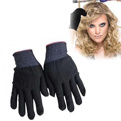1Pc Heat Resistant Glove  Flat Straightener Curling Irons Hair Styling Tool DQCA