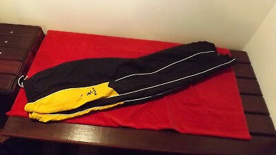 Hockey Wa Thunder Sticks  Official Track Pants In Great Cond Size 34