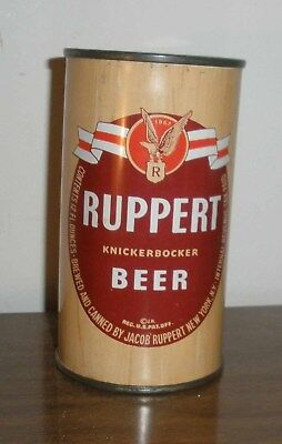 Bcca 126-7 Super On Grade 1+ Ruppert Tax Beer Can No Humidity Must See This