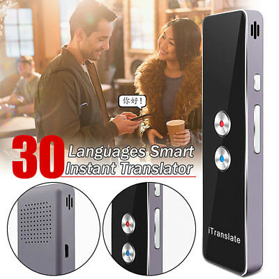 New Easy Trans Smart Translator Bluetooth Mulit Languages Travel For Android IOS