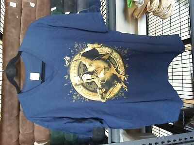 Pure Dust 'Bucking Bull' t shirt