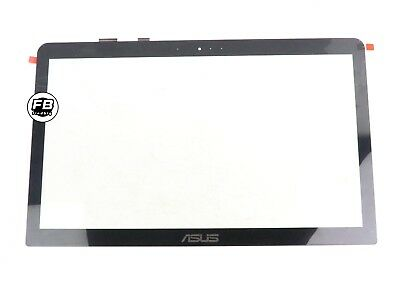 "OEM ASUS Convertible Q504 Q504-U Series 15.6"" Touch Screen Glass Digitizer FAST"