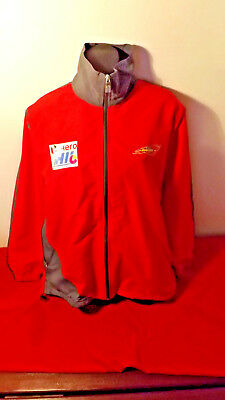 Ranchi Rhinos Official Track Suit Top In Great Condition Size 40 With Hood