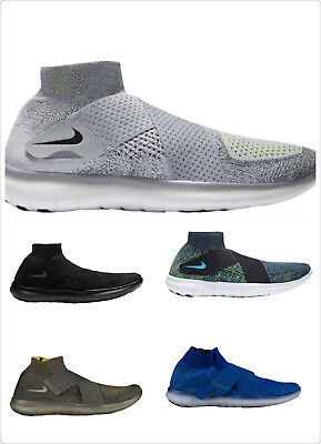 Nike Free Flyknit Rn Propuesta Fk 2017 Flyknit Free Hombres Running Zapatos Multi Color cf0297