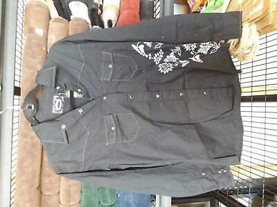 Cowgirl Hardware Long Sleeve T-shirt Size L