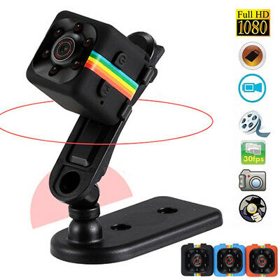 HD 1080P Spy Camera Car Mini DVR Camera Camcorder NightVision Video Recorder Lot