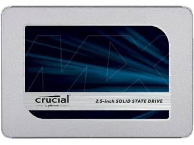 Crucial SSD CT500MX500SSD1 500GB MX500 2.5inch 7mm Retail