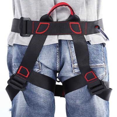 CAMNA Harness Seat Belt For Outdoor Mountain / Rock Rappelling Equipment