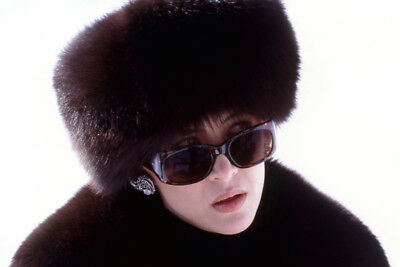 The World Is Not Enough Sophie Marceau In Russian Hat 24X36 Poster Print