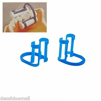 100pcs Cotton Roll Holder Disposable Clip For Dental Supply Clinic Dentist Sale
