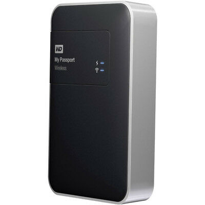 WD (Western Digital) Festplatte My Passport Wireless 2TB
