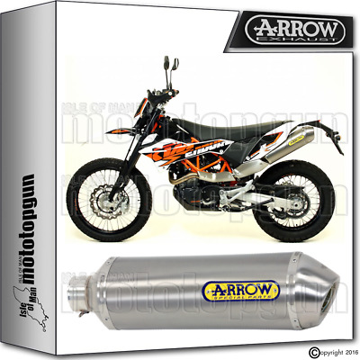 Arrow Muffler Race-Tech Titanium Hom Ktm 690 Enduro R 2009 09 2010 10 2011 11