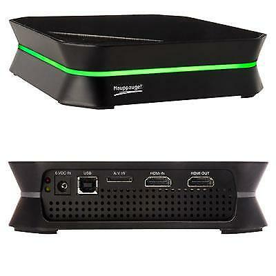 Hauppauge - HD PVR 2 Gaming Edition High Definition Game Capture Device