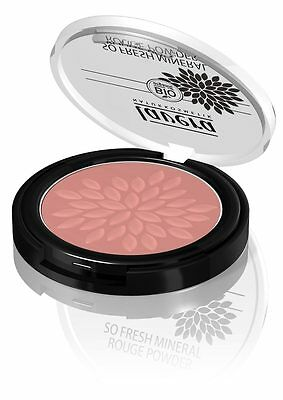 Lavera so Fresh Mineral Rouge Powder 02 Blum Flor