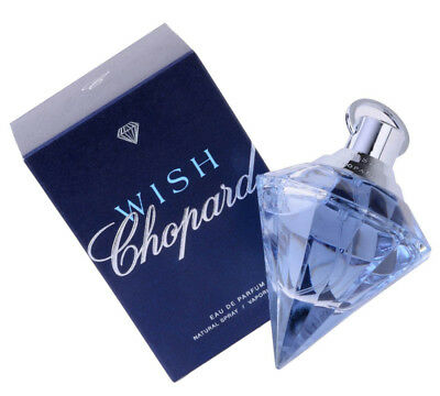 CHOPARD WISH EDP EAU DE PARFUM NEU OVP 30 ml