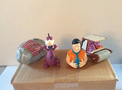 """Topps """"Flinstones"""" The Movie,candy Containers"""
