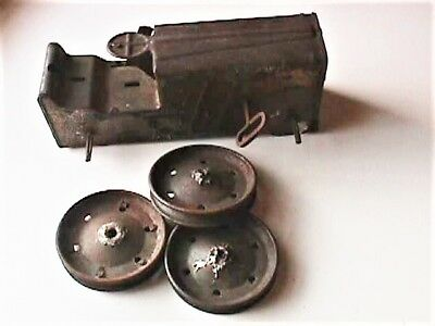MARX Tin Toy Tractor Parts