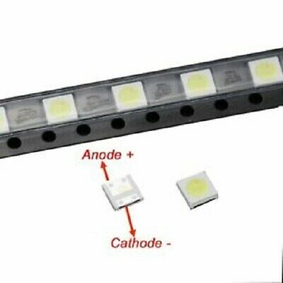 LED Backlight 2W 6V 3535 per barre strip led LG INNOTEK