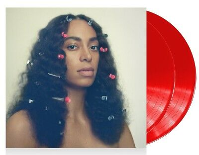 Solange - A Seat At The Table - New Ltd Edition Red Vinyl Anniversary Edition