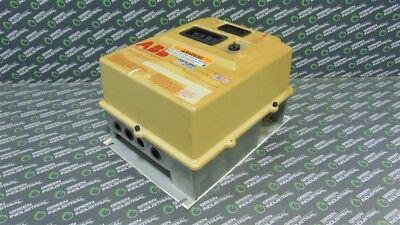 USED ABB G00600A00 Variable Frequency Drive 3 HP 208-460VAC
