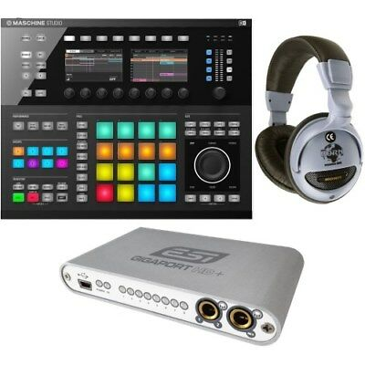 Native Instruments MASCHINE STUDIO BK Bundle | Neu