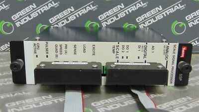 USED Thayer Scale / Hyer Industries SSP-BUS-LVDT Signal Processor Module 51933