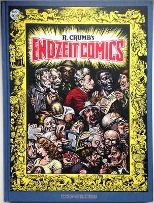 Robert Crumb´s Endzeit Comics
