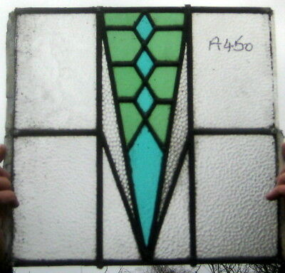 A450  Stained Glass  window . Ca1920s