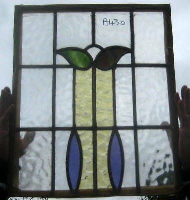 A430  Stained Glass  window . Ca1900s