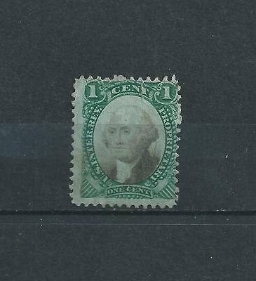 B432  USA stamp  BOB revenue, RB1 violet paper $8  bargain