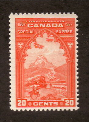 Canada--#E3 MNH--Mail Transportation Special Delivery--1927