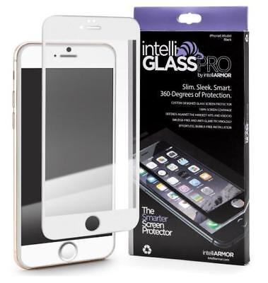 intelliGLASS ANTI RADIATION - Apple iPhone 6/6S PLUS White Screen Protector