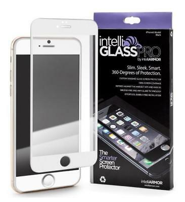 intelliGLASS ANTI RADIATION - Apple iPhone 6/6S White Screen Protector