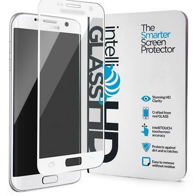 intelliGLASS HD - Samsung Galaxy S7 Edge White Screen Protector