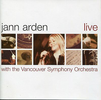 Jann Arden - Live with the Vancouver Symphony Orchestra