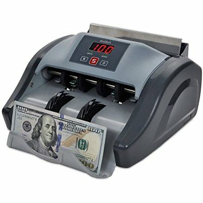 Money Counter With UV Detection And 1-year Warranty