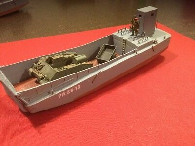 Plastic Soldier Company 1/72 Airfix Landiing Craft And. Carrier Wargames